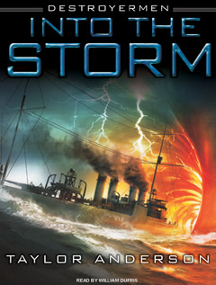 Into the Storm by Taylor Anderson cover image