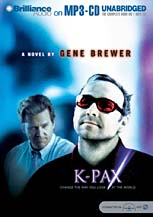 K-PAX by Gene Brewer cover image